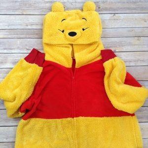 Winnie the Pooh adult onesie
